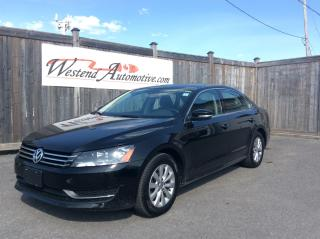 Used 2014 Volkswagen Passat Trendline for sale in Stittsville, ON