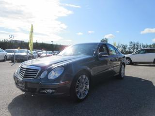 Used 2009 Mercedes-Benz E-Class 3.0L 4MATIC / ACCIDENT FREE for sale in Newmarket, ON