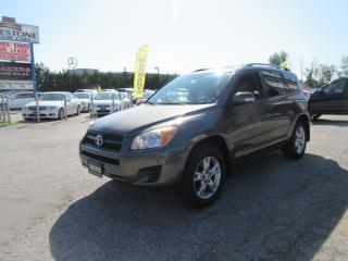 Used 2009 Toyota RAV4 4WD / ONE OWNER for sale in Newmarket, ON