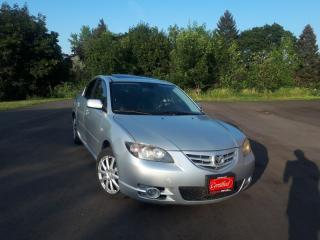 Used 2006 Mazda MAZDA3 4dr Sdn GT for sale in Mississauga, ON