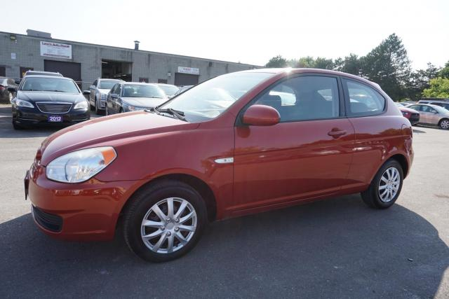 2009 Hyundai Accent SE COUPE 5Spd CERTIFIED 2YR WARRANTY *ACCIDENT FREE* AUX 2009 Hyundai Accent SE COUPE 5Spd CERTIFIED 2YR WARRANTY *ACCIDENT FREE* AUX