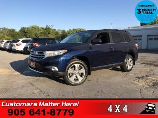 Used 2013 Toyota Highlander Sport for sale in St. Catharines, ON