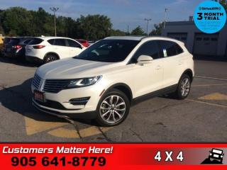 Used 2015 Lincoln MKC Select  NAV PANO-ROOF P/GATE CAM 2X-P/SEAT MEM for sale in St. Catharines, ON