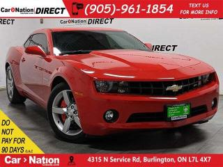 New and Used Chevrolet Camaros in Guelph, ON | Carpages ca