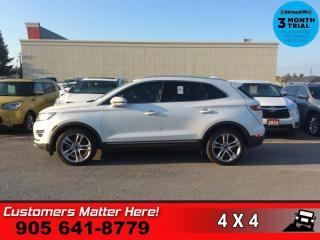 Used 2015 Lincoln MKC Reserve  RESERVE TECH CS ADAP-CC LD SELF-PARK for sale in St. Catharines, ON