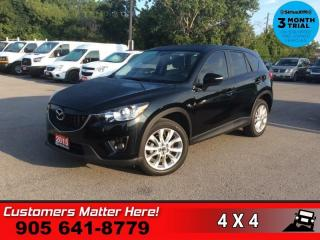 Used 2015 Mazda CX-5 GT  AWD NAV LEATH CAM BOSE DUAL-CLIM  HS for sale in St. Catharines, ON