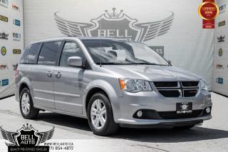 Used 2016 Dodge Grand Caravan Crew, 7 PASS, NO ACCIDENT, PWR SEATS & MIRRORS for sale in Toronto, ON
