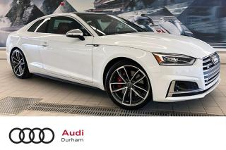 Used 2018 Audi S5 3.0T Technik + Drive Assist | 360 Cam | NAV for sale in Whitby, ON
