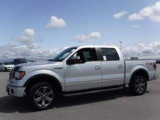 Used 2012 Ford F-150 FX4 SuperCrew 5.5-ft. Bed 4WD for sale in Burnaby, BC