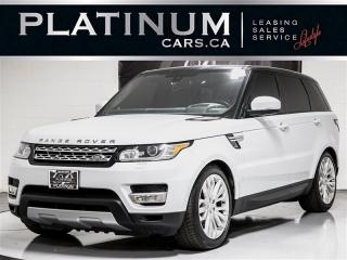 Used 2016 Land Rover Range Rover Sport HSE TD6 DIESEL,NAVIGATION,HEADS UP, Pano Roof for sale in Toronto, ON