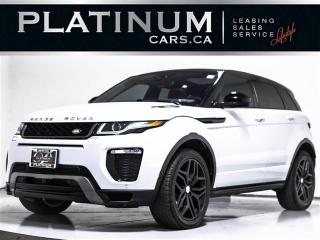 Used 2016 Land Rover Evoque HSE Dynamic, NAVI, PANO, CAM, HEATED LTHR for sale in Toronto, ON