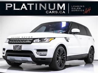 Used 2016 Land Rover Range Rover Sport HSE TD6 DIESEL, NAVIGATION, PANO ROOF for sale in Toronto, ON