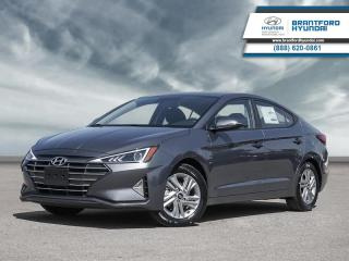 New 2020 Hyundai Elantra Preferred w/Sun & Safety Package IVT  - $131 B/W for sale in Brantford, ON