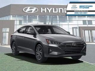 Used 2020 Hyundai Elantra Luxury  - Luxury Driven -  High Comfort - $143 B/W for sale in Brantford, ON