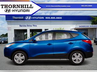 Used 2012 Hyundai Tucson GLS  - Sunroof -  Bluetooth for sale in Thornhill, ON