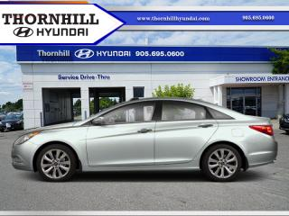 Used 2012 Hyundai Sonata GL  - Bluetooth -  Heated Seats for sale in Thornhill, ON