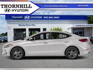 Used 2018 Hyundai Elantra GLS Auto  - Heated Seats for sale in Thornhill, ON