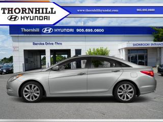 Used 2013 Hyundai Sonata GLS  - Bluetooth -  Heated Seats for sale in Thornhill, ON