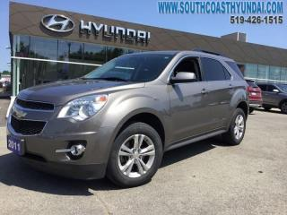 Used 2011 Chevrolet Equinox 1LT FWD 1SB  - Cloth Seats - $96 B/W for sale in Simcoe, ON