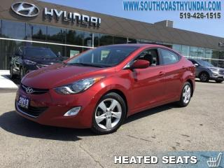 Used 2013 Hyundai Elantra GLS at  - $110 B/W for sale in Simcoe, ON