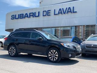 Used 2015 Subaru Outback 2.5i Limited Awd ** Cuir Toit Navigation for sale in Laval, QC