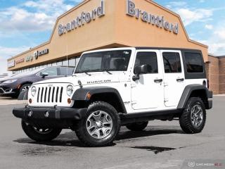 Used 2013 Jeep Wrangler Unlimited Rubicon - $263 B/W  - $263 B/W for sale in Brantford, ON