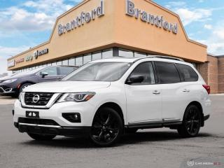Used 2017 Nissan Pathfinder PFI  - $218 B/W for sale in Brantford, ON