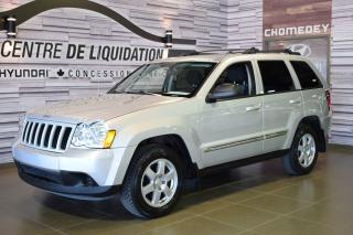 Used 2010 Jeep Grand Cherokee Laredo for sale in Laval, QC