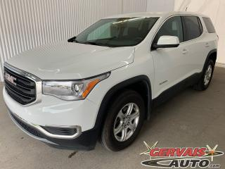 Used 2018 GMC Acadia SLE 7 Passagers Mags Caméra de recul Bluetooth for sale in Trois-Rivières, QC