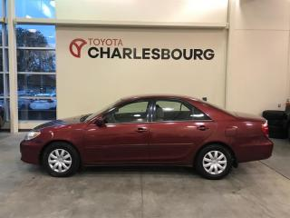 Used 2005 Toyota Camry for sale in Québec, QC