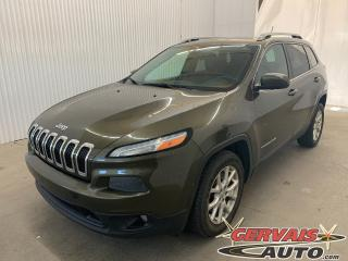 Used 2014 Jeep Cherokee North Ensemble Temps Froid Mags Caméra Bluetooth for sale in Trois-Rivières, QC