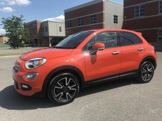 Used 2016 Fiat 500 X Traction avant, 4 portes, Sport for sale in Laval, QC