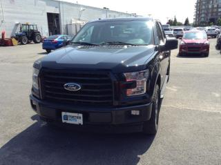 Used 2017 Ford F-150 Cabine Super 4RM 145 po XL for sale in Montréal, QC