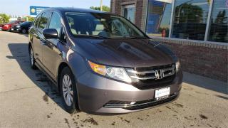 Used 2015 Honda Odyssey EX-L w/RES for sale in Winnipeg, MB