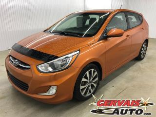 Used 2016 Hyundai Accent SE Hatch Mags Toit ouvrant Bluetooth for sale in Shawinigan, QC