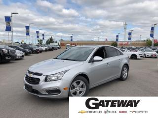 Used 2015 Chevrolet Cruze 2LT|LEATHER|SUNROOF|BLUETOOT| for sale in Brampton, ON