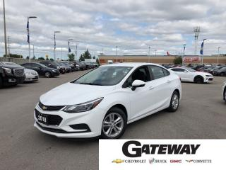 Used 2018 Chevrolet Cruze LT|BLUETOOTH|REMOTE START|ONE OWNER| for sale in Brampton, ON