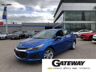 Used 2019 Chevrolet Cruze LT|AUTOMATIC|BLUETOOTH|LOW KMS'| for sale in Brampton, ON