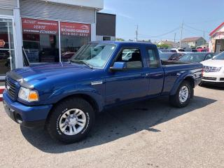 Used 2009 Ford Ranger Cabine super 4 RM Sport for sale in Beauport, QC
