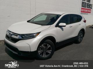New 2019 Honda CR-V LX $208 BI-WEEKLY - $0 DOWN for sale in Cranbrook, BC