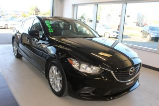 Used 2016 Mazda MAZDA6 GS AUTOMATIQUE CUIR TOIT GPS for sale in Lévis, QC