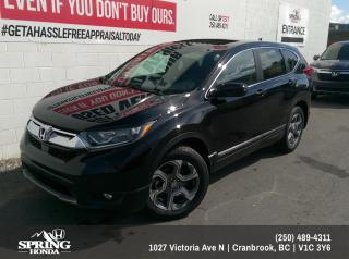 New 2019 Honda CR-V EX $228 BI-WEEKLY - $0 DOWN for sale in Cranbrook, BC