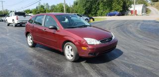 Used 2006 Ford Focus hatch 109k no rust safetied SES for sale in Madoc, ON
