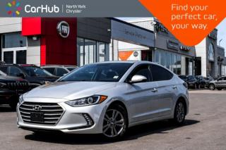 Used 2018 Hyundai Elantra L|Sunroof|Backup.Cam|Bluetooth|SiriusXM|Voice.Command|KeylessGo| for sale in Thornhill, ON