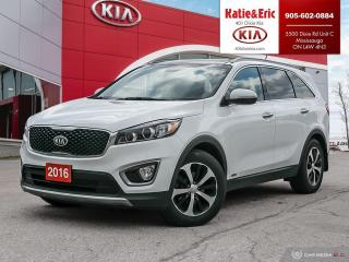 Used 2016 Kia Sorento 3.3L EX for sale in Mississauga, ON