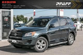 Used 2011 Toyota RAV4 4WD Base 4A for sale in Orangeville, ON