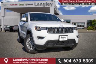 Used 2019 Jeep Grand Cherokee Laredo for sale in Surrey, BC