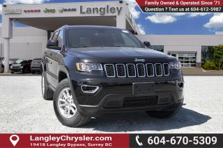 Used 2019 Jeep Grand Cherokee Laredo for sale in Surrey, BC