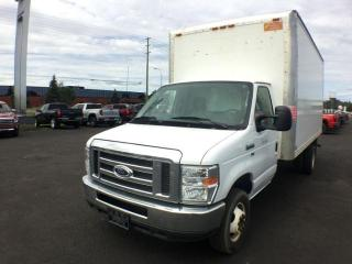 Used 2016 Ford Econoline Commercial Cutaway ABYSS (BLACK) for sale in Thunder Bay, ON