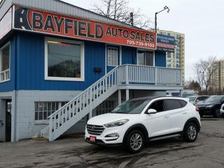 Used 2017 Hyundai Tucson SE **Leather/Pano Roof/Remote Start** for sale in Barrie, ON